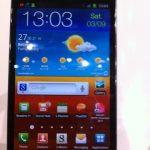 Das Samsung Galaxy Note: Riesen Smartphone oder Minitablet?