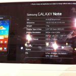 Die technischen Daten des Samsung Galaxy Note sind beeindruckend.